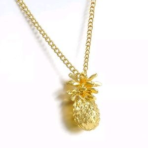 Brand new! Gold Pineapple Necklace
